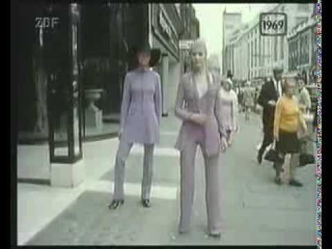 Fashion from 1969 - Biba
