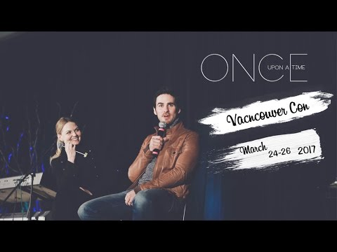 Once Upon A Time || Vancouver Con 2017
