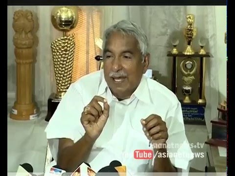 Oommen Chandy's Response after High Court Verdict