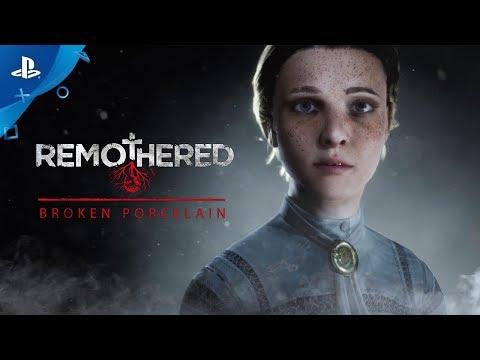 Remothered: Broken Porcelain - Gamescom 2019 Announcement Trailer   PS4