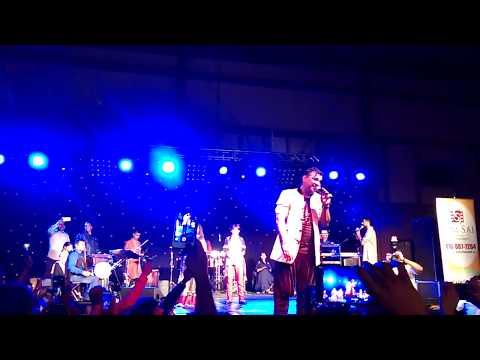 Ladki | Kirtidan Gadhvi | Canada |  Garba | New Live Video