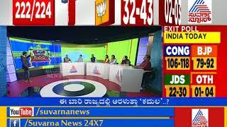 Kaun Banega CM ? - Part 2 | ಮತ್ತೆ ಅಧಿಕಾರದ ಚುಕ್ಕಾಣಿ ಹಿಡಿಯುತ್ತಾ ಕಾಂಗ್ರೆಸ್..?