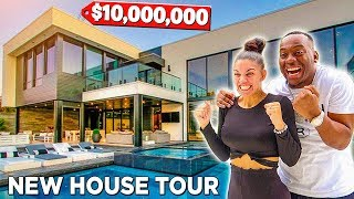 THE PRINCE FAMILY OFFICIAL HOUSE TOUR!!!