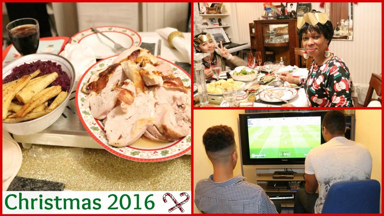 CHRISTMAS Vlog Valerie Stormer YouTube - Stormer cuisine