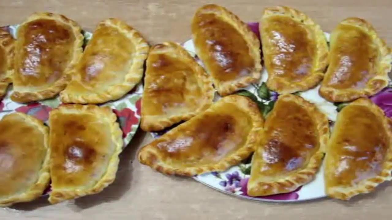 фото как приготовить караимские пирожки