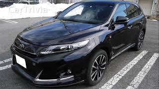 トヨタ「ハリアー GRスポーツ(2Lガソリンモデル)」試乗・インプレッション