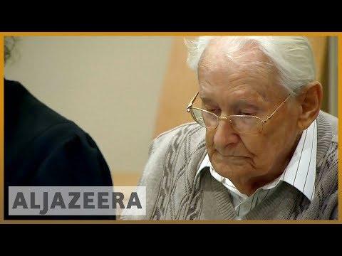 🇩🇪 Convicted Nazi who served in Auschwitz camp dies | Al Jazeera English