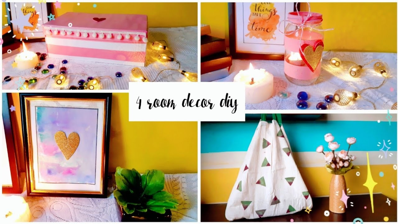 Fun DIYs to do When boared at home/FUN DIYs  to do in LOCKDOWN !diy room decor ideas