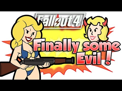 MASS FUSION! Fallout 4 Evil Female Let's Play (#64)