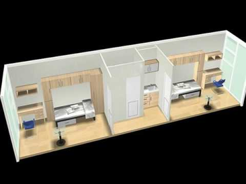 cheap Prefabricated Houses PH 045 for sale in angola