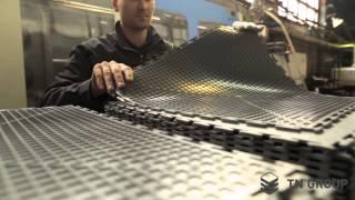 видео производство напольных покрытий