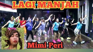 Lagi Manjah By RPH Ft DilzaMimi Peri Bintang Fitness Squads Sangatta