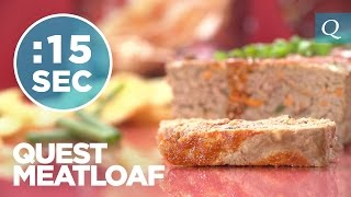 Healthy Meatloaf Recipe - #15secondrecipe
