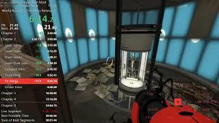 Portal 2 Speedrun Mod in 32:51 [WR]