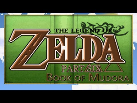 6 | Legend of Zelda - Book of Mudora (fan game)