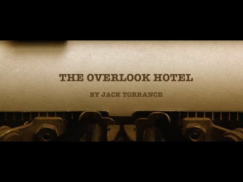 """THE OVERLOOK HOTEL. """"THE SHINING 2"""" NARRATIVE MASHUP.AMDS FILMS.VO."""