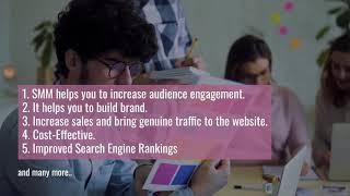 Benefits of Social Media Marketing.