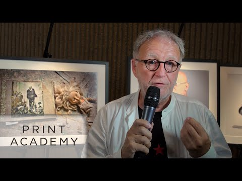 Gerd Ludwig at the Palm Springs Photo Festival