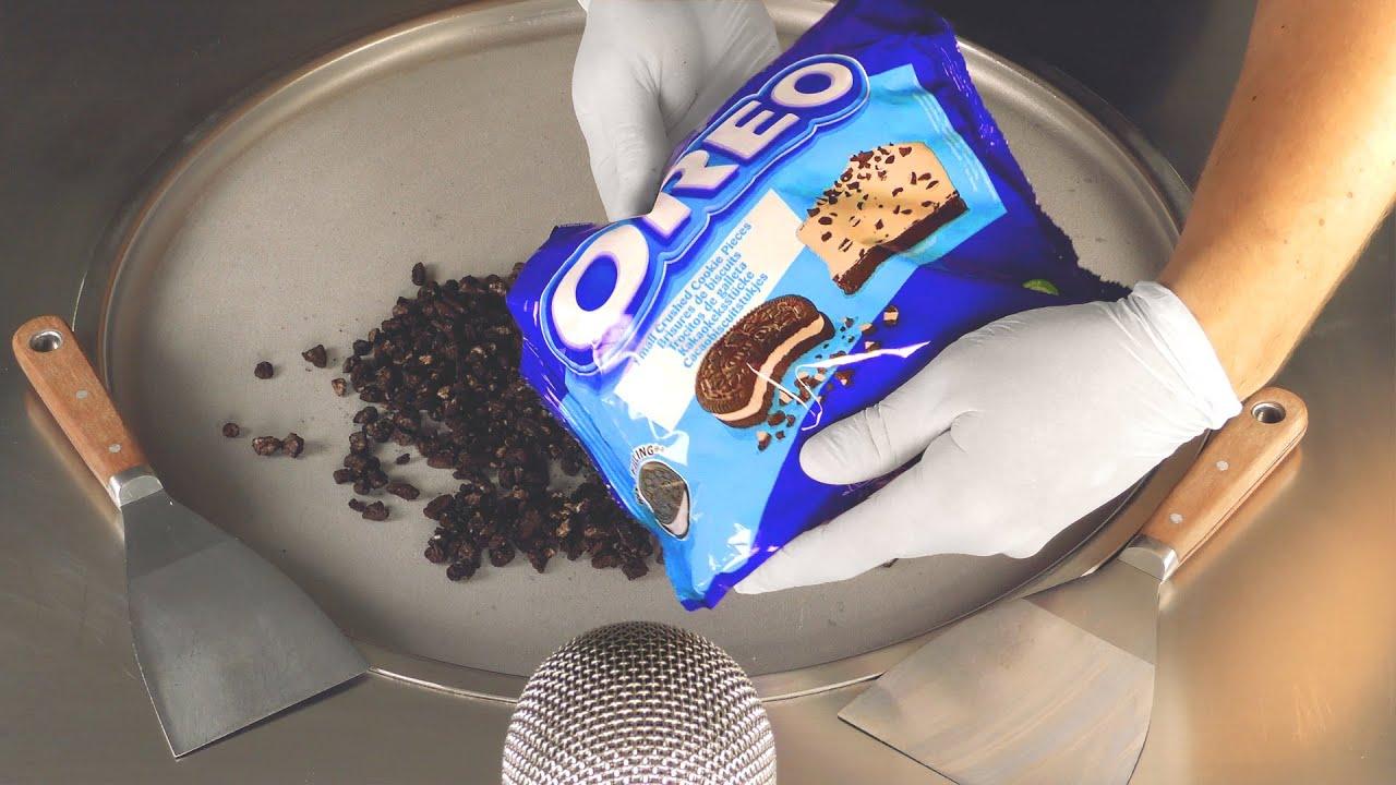 how to crush oreos for ice cream