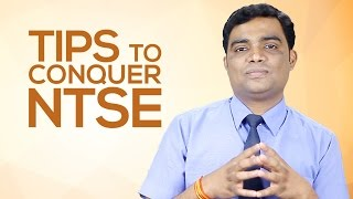 Tips to crack NTSE by Prof. Vipin Joshi, known for RECORD NTSE selections in India