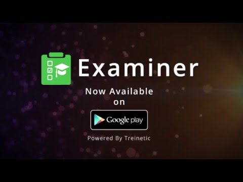 Examiner Education app for A/L Students