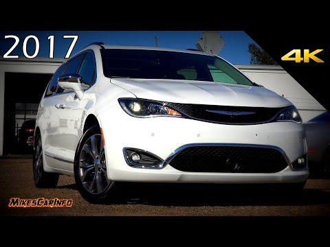 2017 Chrysler Pacifica Limited - Ultimate In-Depth Look in 4K