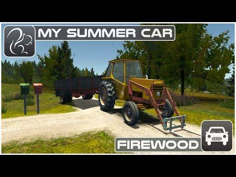 My Summer Car - Firewood