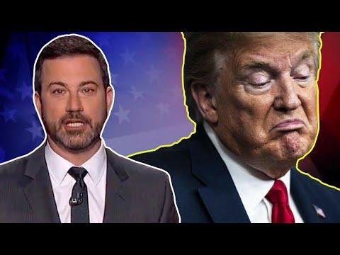 Jimmy Kimmel ACCIDENTALLY Exposes Democratic Agenda Against President Trump