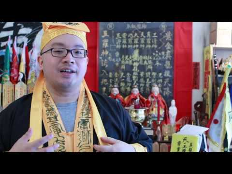 Taoist Magic Cool Moves You Don't Know