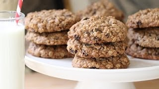 Beth's Ultimate Oatmeal Raisin Cookies