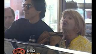 Leo Leonor en una panadería - Videomatch