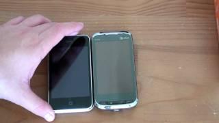 AT&T Tilt 2 Unboxing (Touch Pro 2)