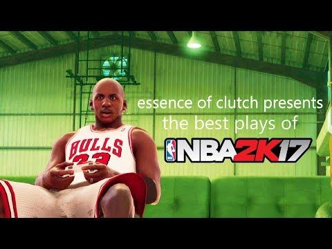 BEST PLAYS OF NBA 2K17