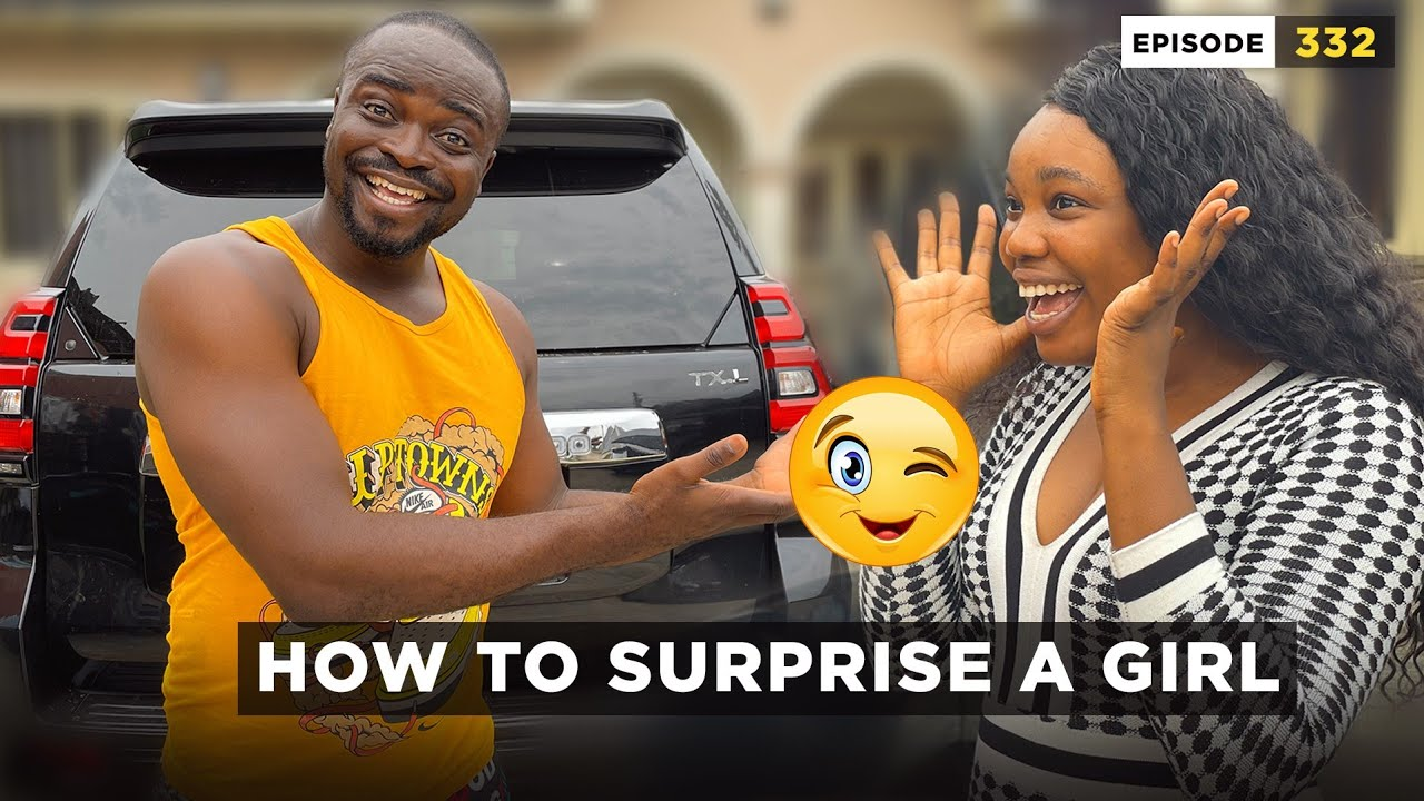 Download How to surprise a girl - Episode 332 (Mark Angel Comedy)