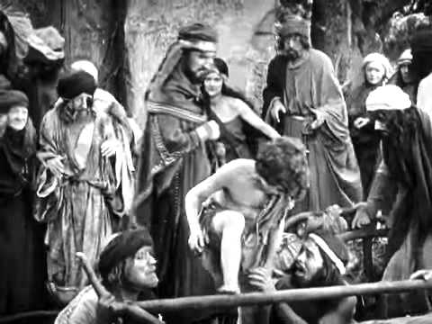 The King of Kings  1927, USA, history, drama, silent old movie