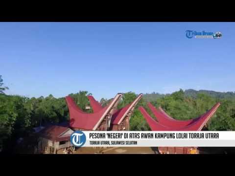 Objek wisata Toraja Utara - YouTube