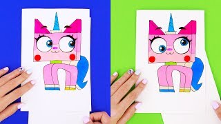 SURPRISE YOUR FAMILY WITH DRAWING AND FUNNY CRAFT IDEAS