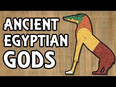 Top 5 Ancient Egyptian Gods