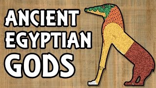 Top 5 Ancient Egyptian Gods