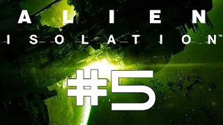 #5 Alien Isolation - Hack Time