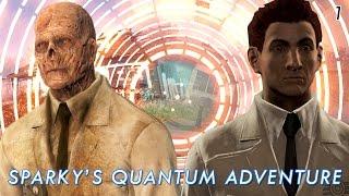 Fallout 4 Quest Mods Sparky s Quantum Adventure - 1