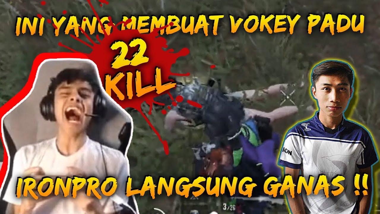 IronPro Guna Rahasia Vokey Jadi Padu !! Langsung Sapu Sanhok | Solo Vs Squad | PUBG Mobile Malaysia