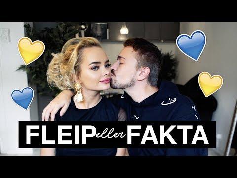 FLEIP eller FAKTA med Sophie Elise og Joakim Kleven