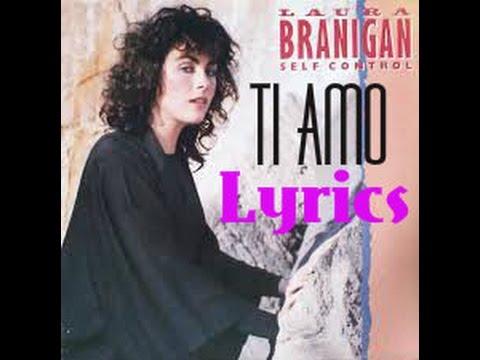 Laura Branigan Ti Amo song with Lyrics