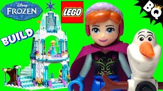 Lego Frozen Elsa's Sparkling Ice Castle 41062 Disney Princess Flash Speed Build