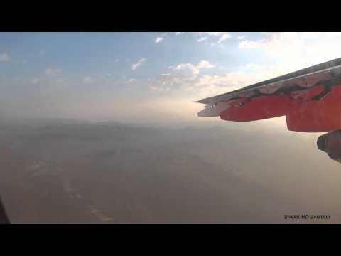 Qeshm Air flight QB1280 (Tehran - Isfahan) Bae-146