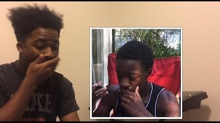 Almost Cried 15 Year Old Boy Raps To Ex REACTION