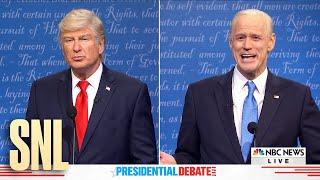 Download Final Debate Cold Open - SNL