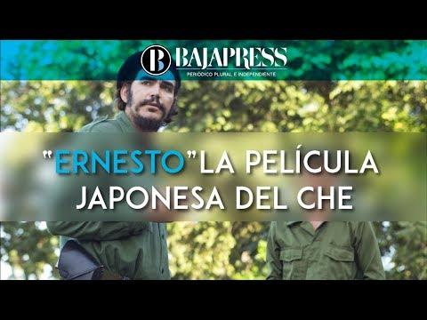 Ernesto , la película japonesa sobre la revolución del  Che  Guevara