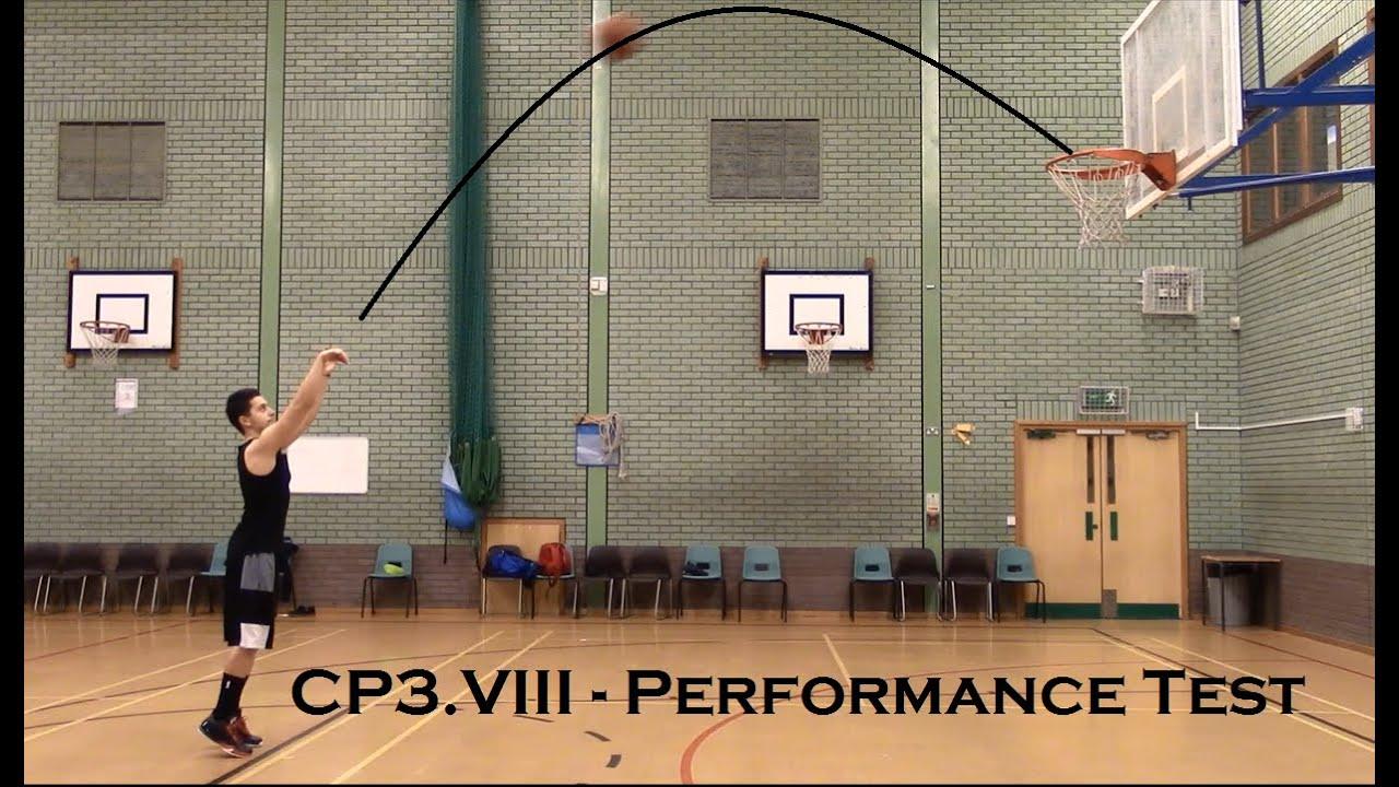 online store 9845e cedd9 Jordan CP3.VIII (8) Performance Test